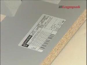 Etiquetage planches bois